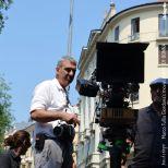 backstage Marco Tullio Giordana's movie NOME DI DONNA