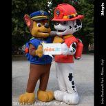 SKY e il parco dei cartoon - Paw Patrol - Indro Montanelli Park, Milan
