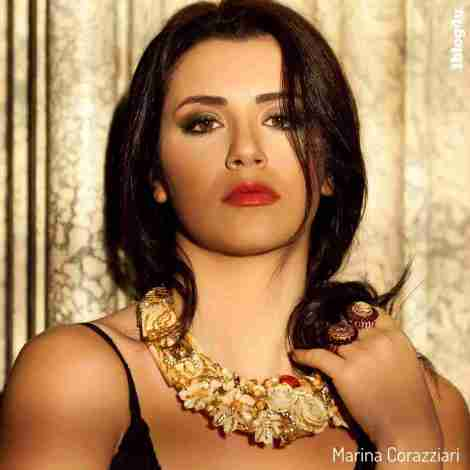 MARINA CORAZZIARI Jewels Designer at AltaRoma