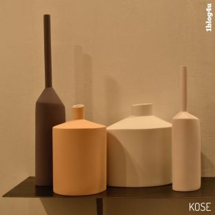 KOSE Milano handpainted ceramics Made in Italy